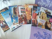7 Girls DVDs