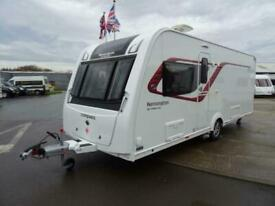2017 Compass Kensington 554 ****THIS CARAVAN IS NOW SOLD****