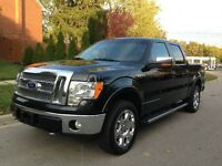 2010 Ford F-150 Lariat, 5.4L, LEATHER, SUNROOF, NAV
