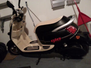 Geo Electric Scooter Special Edition
