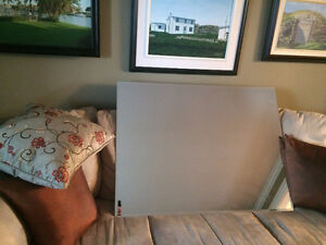 Bevelled Mirror 40 x 30 inch - excellent condition. St. John's Newfoundland image 1