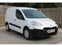 Peugeot Partner Hdi Se L1 850 Panel Van 1.6 Manual Diesel