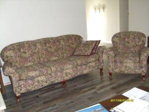 Sofa & Chair ( Alfords)