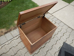 Storage Chest / Coffee Table - $90