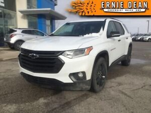 2019 Chevrolet Traverse Premier  Redesigned For A Bold New Look