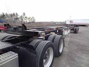 40 foot Chassis with Gen Set