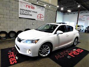 Lexus Ct 200h FWD 4dr Hybrid 2012
