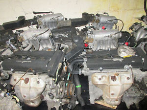 JDM Honda CRV B20B 2.0L DOHC Engine High Intake 1997-2001