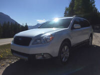 2012 Subaru Outback 2.5i Touring Edition Wagon