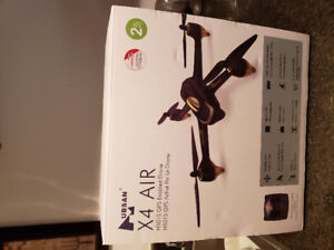 drone hubsan h501s neuf jamais utilisé