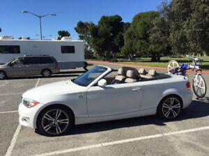 2012 BMW 1-Series Convertible