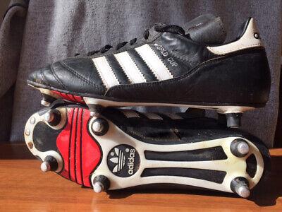 cheaper 2e8f3 2a087 adidas World Cup  98 SG Soccer cleats Football boots US9 Beckham Zidane  Maradona