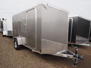 2017 RANCE ALL ALUMINUM LIGHTNING 6 X 12 ENCLOSED