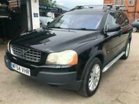 2004 Volvo XC90 2.4 D5 EXECUTIVE 5d 161 BHP Estate Diesel Semi Automatic