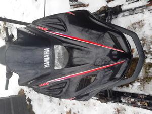 2500$ 1998 Yamaha vmax 500  Trade for atv