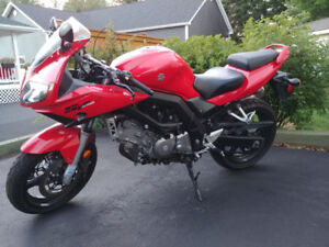2006 SV650 Excellent Condition