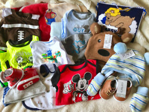 Baby Boy Clothes & Accessories