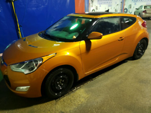 6 Speed 2013 Hyundai Veloster