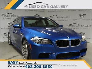 2013 BMW M5 Executive Package, winter wheels and tires