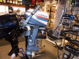 Reconditioned Outboard Motors