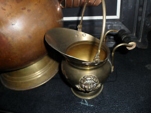 Vintage Copper and brass ,  3 pieces $100 Prince George British Columbia image 2