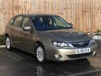 2008 '58' Subaru Impreza 2.0 R, 5 Door Hatchback, 4WD, AWD, Petrol, Manual.