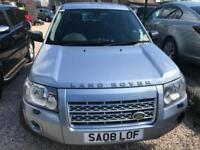 Land Rover Freelander 2 2.2Td4 GS 4X4 DIESEL WARRANTY 12 MONTHS MOT FULL SERVICE