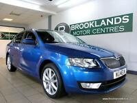 Skoda Octavia 2.0 TDI CR ELEGANCE 150PS [3X SKODA SERVICES, SAT NAV, LEATHER, DA