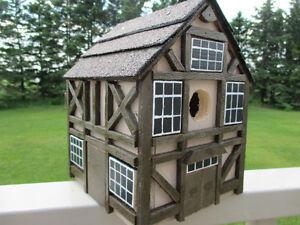 Hand Made Wood Birdhouses London Ontario image 2