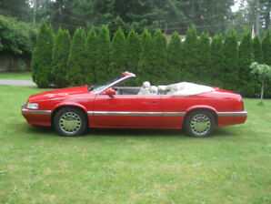 1993 Cadillac Eldorado Convertible [ Factory Built ]