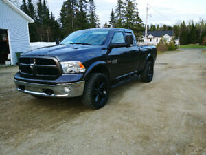 Dodge ram outdoorsman 2016
