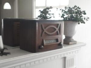 Brand & Millen Ltd. Antique Radio