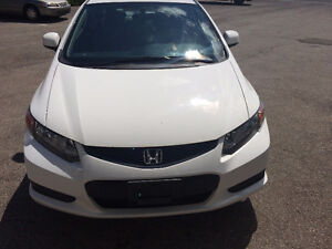 2012 Honda Other EX-L Coupe (2 door)