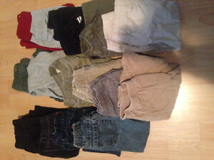 Boys pants 18-24 months (15 pairs)