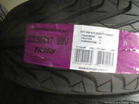 Four Brand New 205 / 50 R17 Performance Tires -- Mazda 3