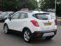 2015 Vauxhall Mokka 1.4t Exclusiv 5 door Hatchback