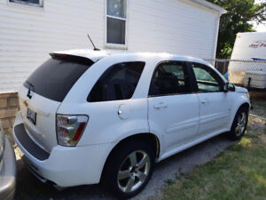 2008 equinox with 3.6 for part