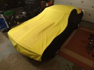 GM Corvette Car Cover $475 From GM, $150 or Trade For Camaro One