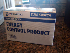 Analog/Mechanical Time Switch (Indoor or Outdoor) Use