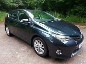 image for 2014 Toyota Auris ICON VALVEMATIC Hatchback Petrol Manual
