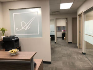 Professional Accountant Office for Sublease (METROTOWN)