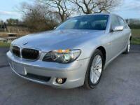 BMW 7 SERIES 750li 4.8 AUTOMATIC LWB * SUNROOF * LOW MILEAGE * TOP GRADE *