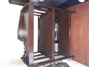 Shelf / Changing table