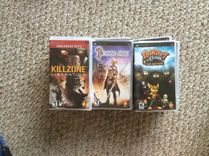 PSP lot best offer