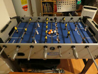Moving - Must Sell  Cobalt Foosball Table