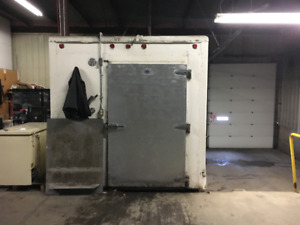24' x 8' Electric Commercial Frozen Storage Truck Box Only