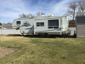 For sale Cougar 5th wheel