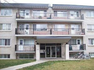 Studio, 1, 2 bedroom apartments in Dorval with large windows