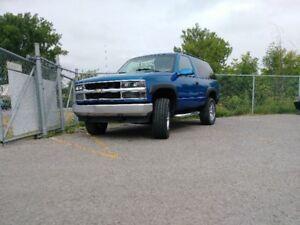 Chevrolet Tahoe SS