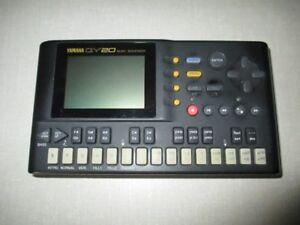 Yamaha QY20 Midi Sequencer - Seeking to purchase